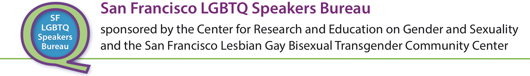 SF LGBT Speakers Bureau
